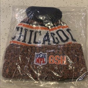 NFL Chicago Bears Beanie Hat